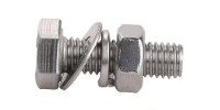 Graded Fasteners, Inch Stainless
